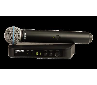 Радиомикрофон для караоке Shure BLX24E/B58