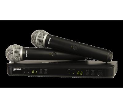 Радиосистема для караоке Shure BLX288E/SM58